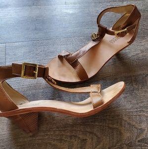 Michael Michael Kors Strappy Low Heel Sandals